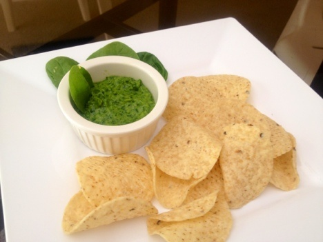 Spinach Avocado Dip Recipe http://aproverbswife.com/2012/08/spinach ...