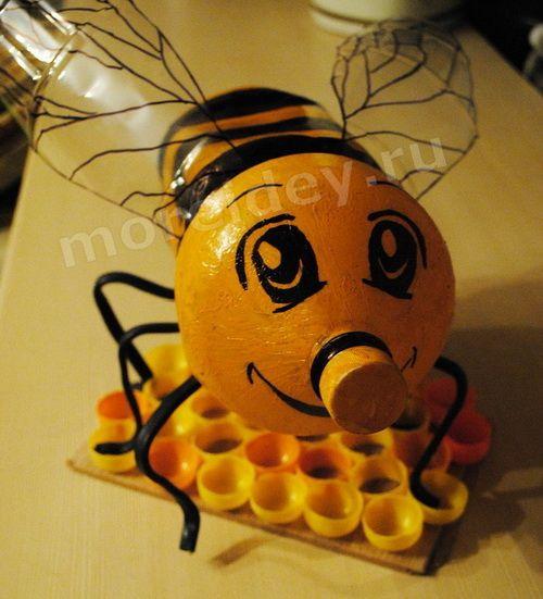 Как сделать пчел своими руками 45