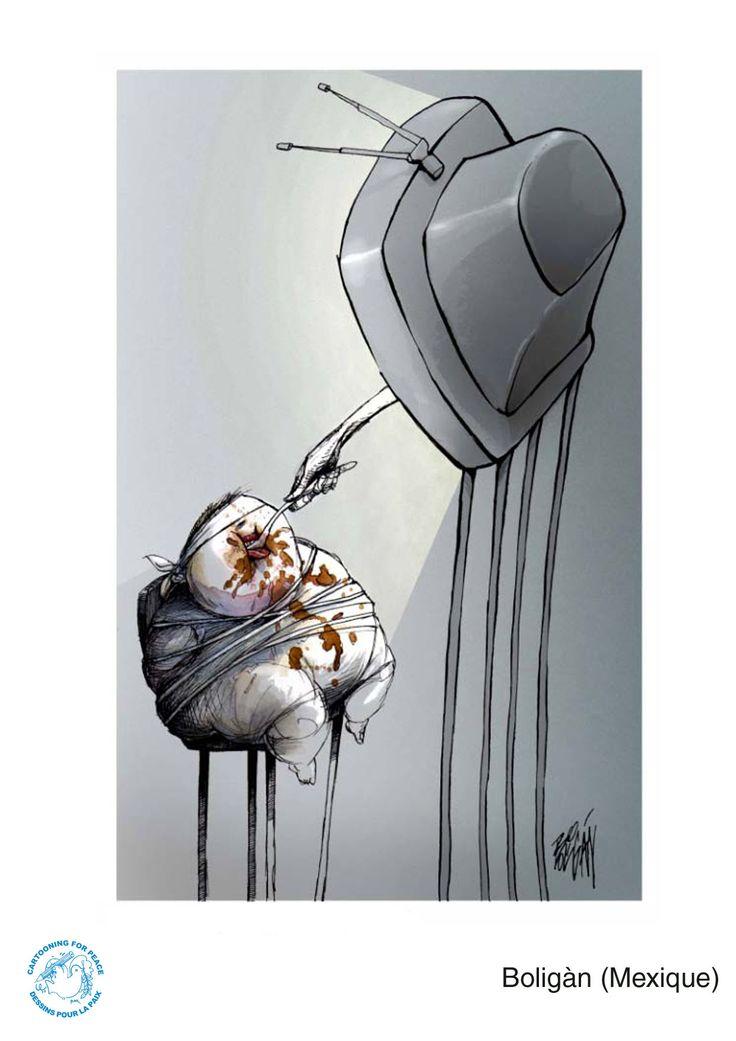 Boligan ...caricaturas por La Paz