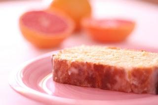 Grapefruit pound cake | Baking and holiday treats | Pinterest
