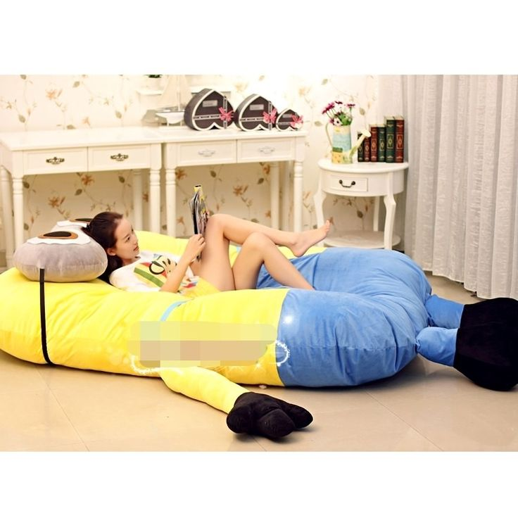 Minion Super Giant Bed
