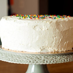 Lemon Layer Cake - General Robert E. Lee Cake — Recipe from Sassy ...