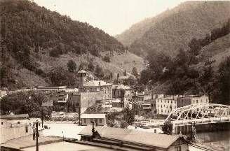 Buchanan County Old Grundy Virginia   origins of my family   Pinterest