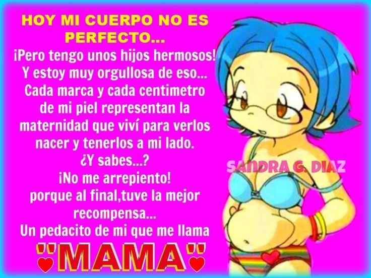 Amo a mis hijos y amo ser mamá!!!