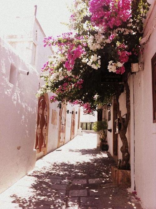 himmel-auf-erden:  by Himmel-auf-erden.tumblr.com Rhodes, greece