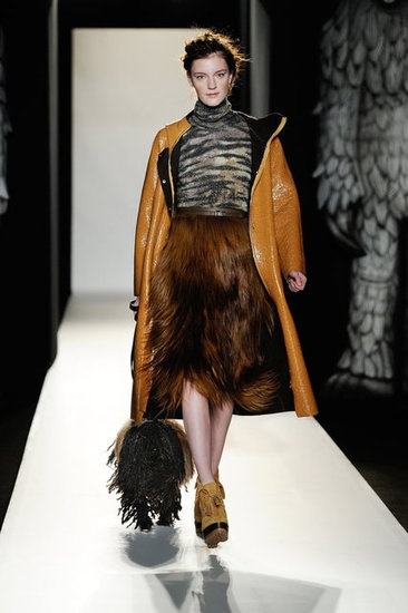 Mulberry...luxe and more fur!
