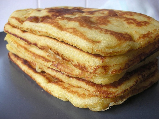 Banana Buttermilk Pancakes | Indulge | Pinterest