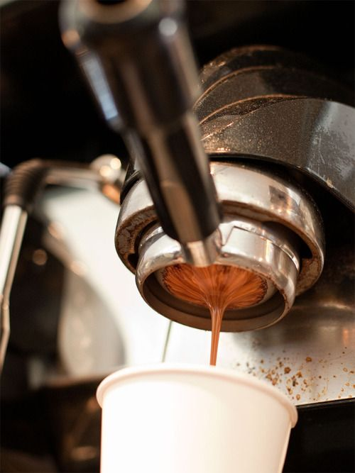 I love to see the crema