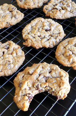 Baked Perfection: Peanut Butter Oatmeal Chocolate Chipsters