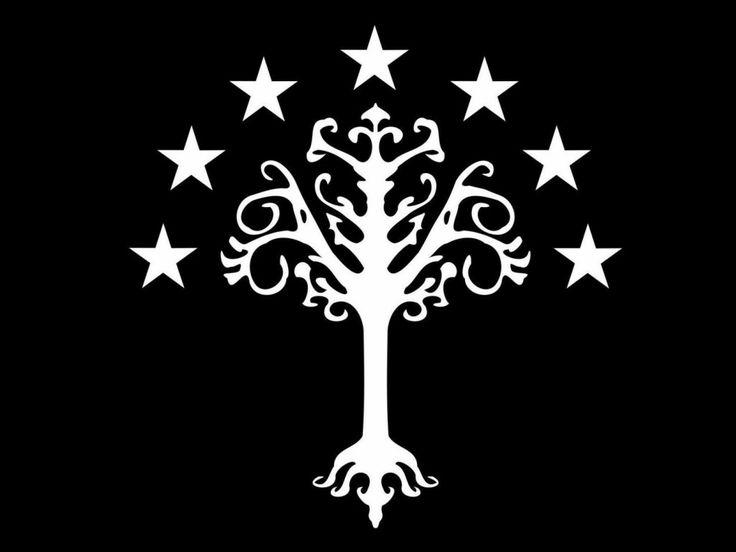 Gondorský bílý strom