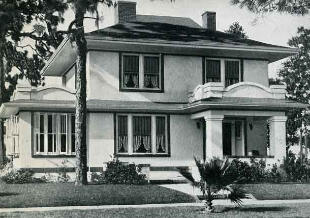 1926 standard house plans the atlanta house plans Atlanta home plans