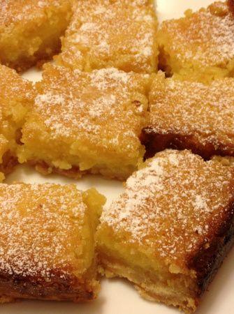 Whole Lemon Bars 12 | Sweets and Treats | Pinterest
