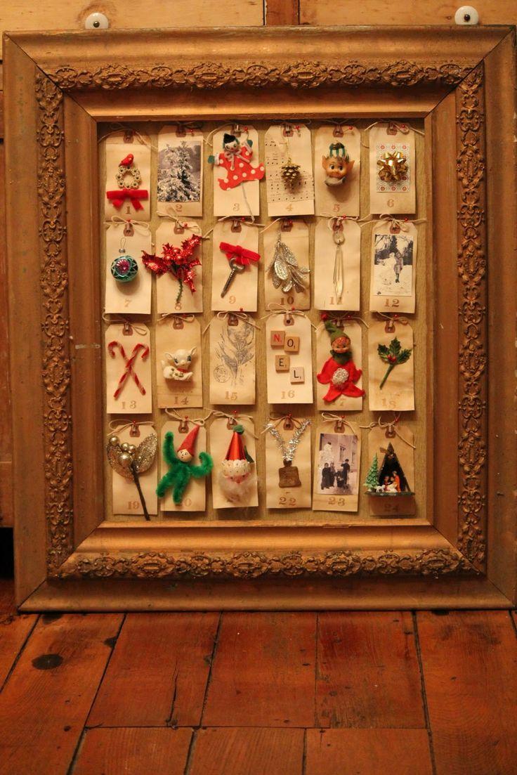 Christmas Advent Calendars For Sale | Calendar Templates | Pinterest