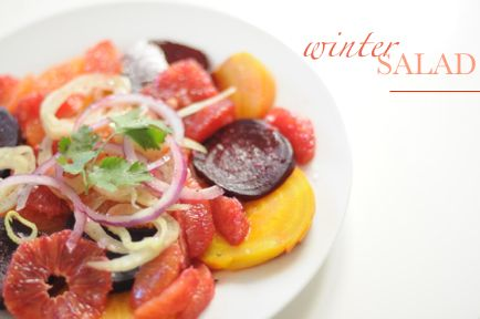blood orange, beet, and fennel salad | Soups and Salads | Pinterest
