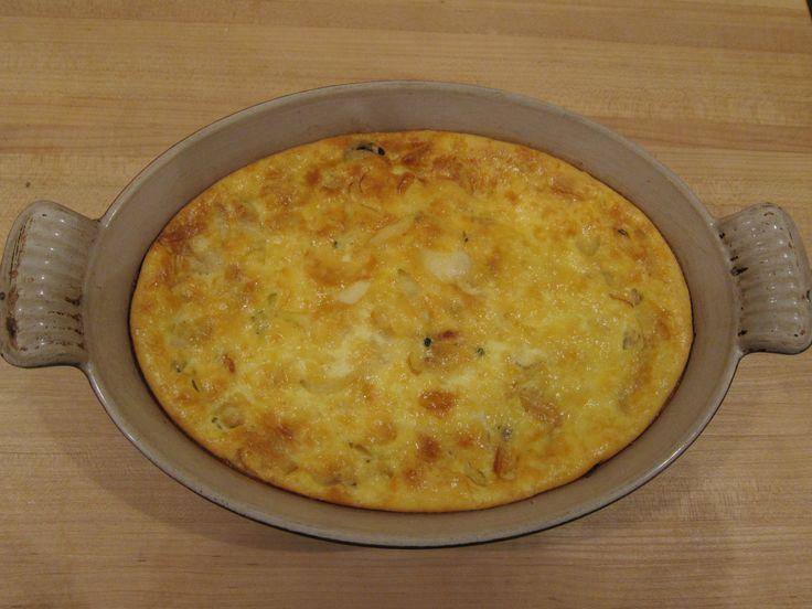 Caramelized Onion Pudding | family recipes | Pinterest