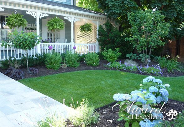 images of victorian front yard landscaping - Yahoo! Search Results