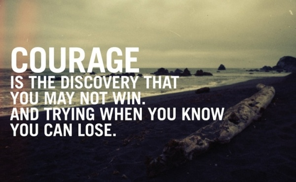 the real courage quotes inspirational bboard pinterest