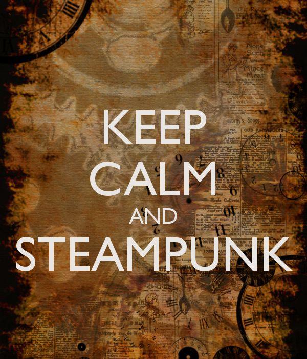 Steampunk - нереальная реальность