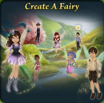 disney pixie hollow free online games