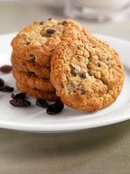 Irish Oatmeal Biscuits Recipe — Dishmaps