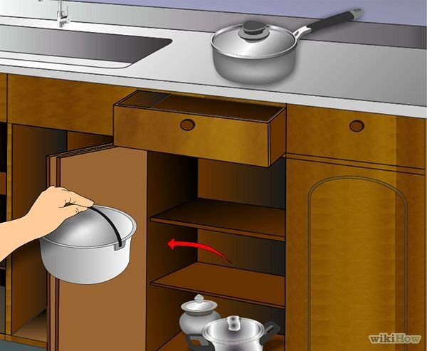 Kitchen cabinet cleaning tips cleaning tips tricks you to alldaychic tips of how to clean - Cleaning inside kitchen cabinets ...