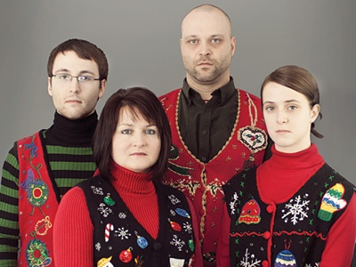 Have a very stern Christmas