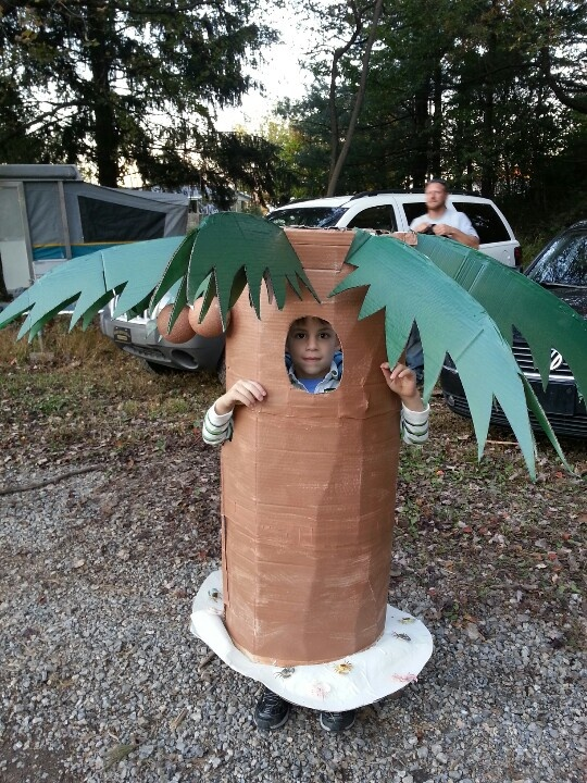 Homemade tree costumes clc tree services the blog did solutioingenieria Gallery