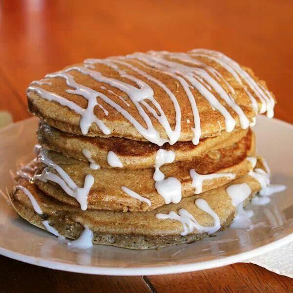 Pumpkin Pie Pancakes | stick that in your pie hole:) | Pinterest