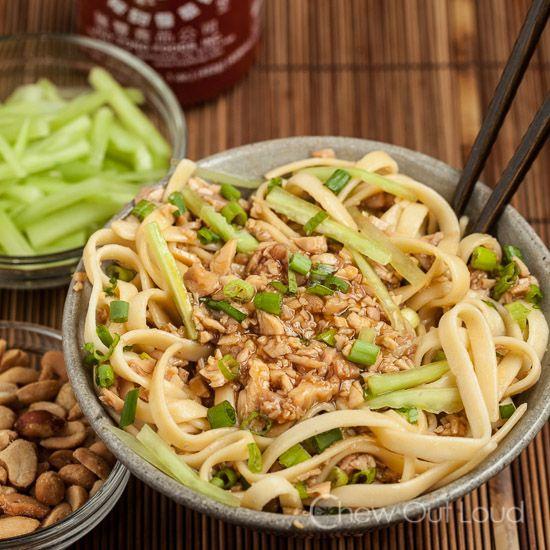 Dan-Dan Noodles (Mein) | Recipe