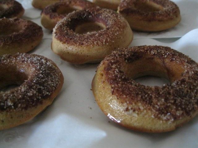 Gingerbread donuts | Healthy, Nourishing Desserts | Pinterest