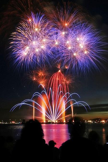 july 4th fireworks lake tahoe
