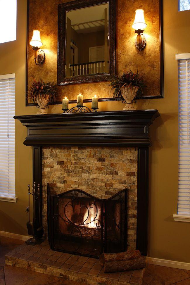 Fireplace Remodel Fireplace Ideas Pinterest