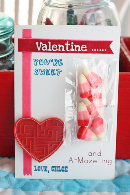 make your own valentine day cards online