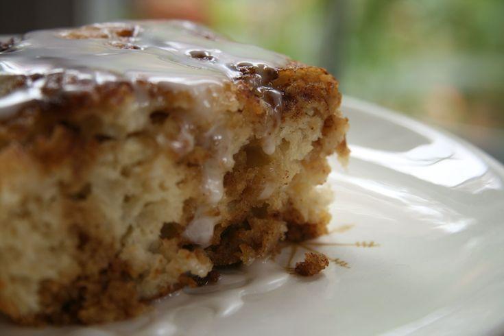 Gluten Free Cinnamon Bun Bread | Recipe