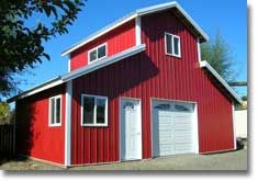 Small monitor barn cabins sheds barns pinterest for Small monitor barn