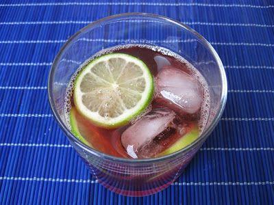 Karkanji (Hibiscus & Ginger drink) | Like / Make | Pinterest