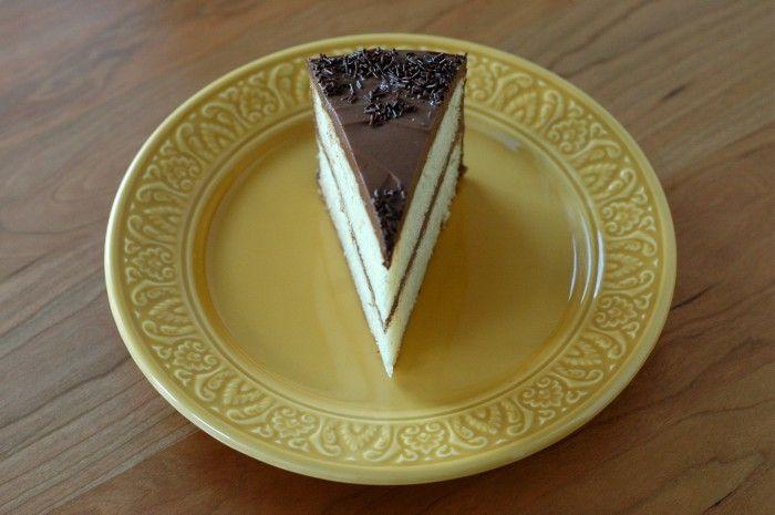 Yellow Layer Cake   Desserts   Pinterest