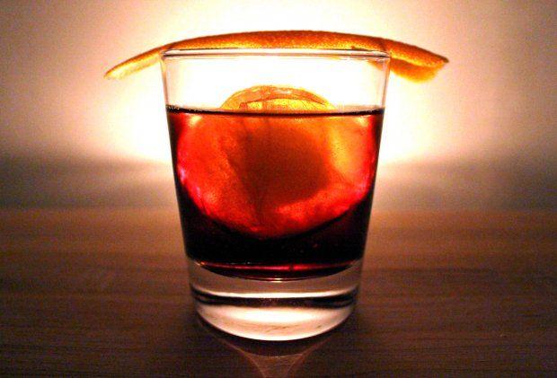 Introducing The Negrumni | Food Republic Cocktails | Pinterest
