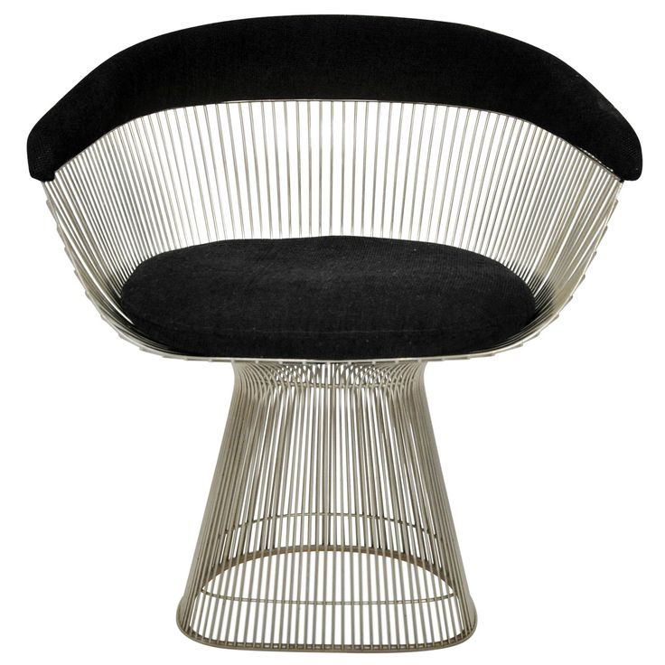 warren platner side chair design and decor pinterest