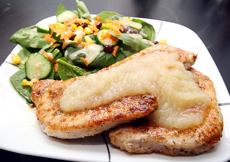 pork chops braised pork chops pork chops and applesauce pork chops ...
