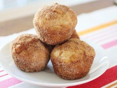 Nana's French Breakfast Puffs   Recipe