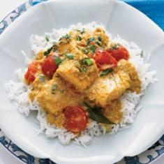 Indian Coconut Fish Curry | Mediterranean Life | Pinterest