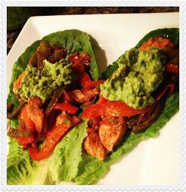 Paleon It: { fajitas & guac }   healthy foods   Pinterest