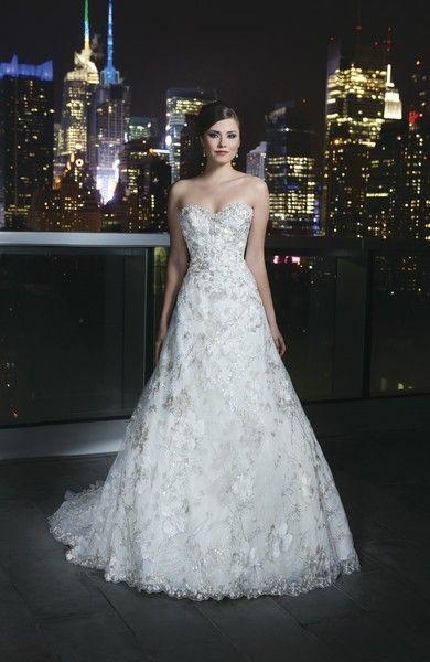 Justin Alexander Signature Wedding Dresses Photos on WeddingWire