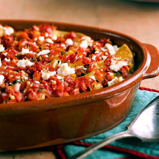Mexican Lasagna | Casseroles | Pinterest