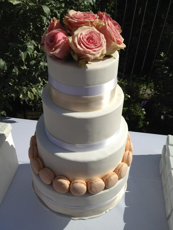 Gâteau de mariage/Wedding cake Mariage québec