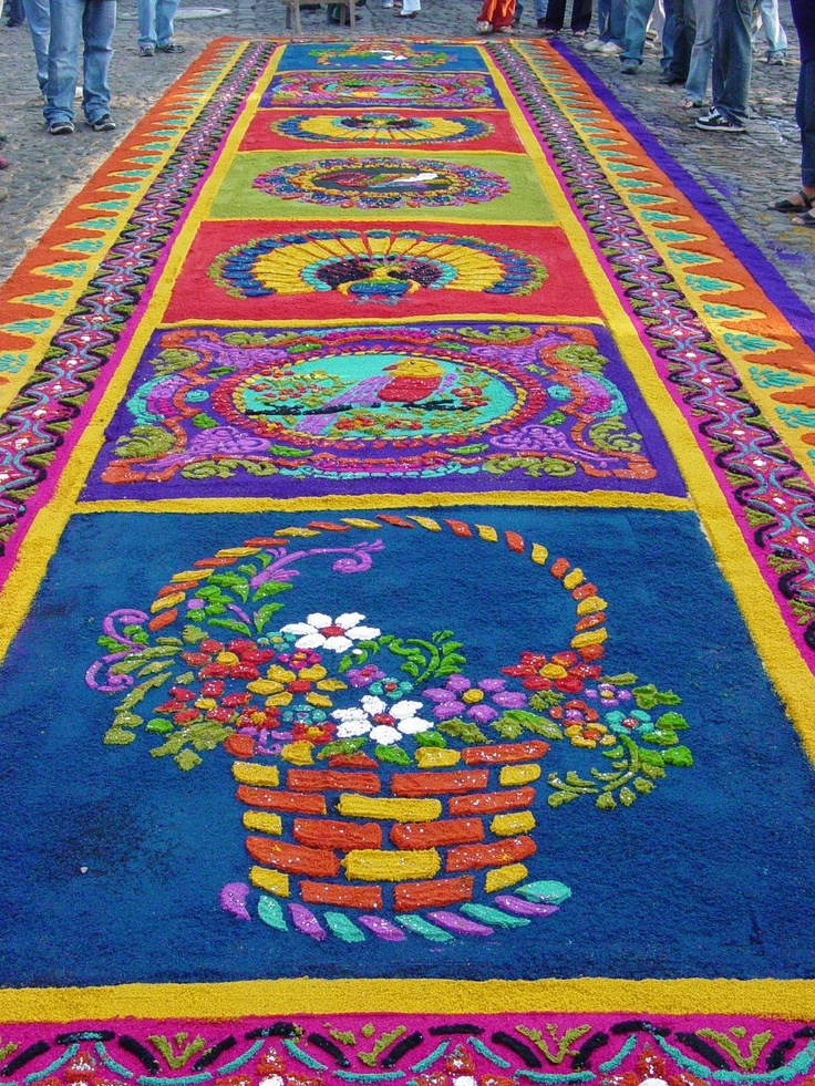 Guatemala during holy week guatemala pinterest