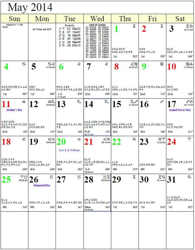 Monthly Astrology Calendars   wedding ideas   Pinterest