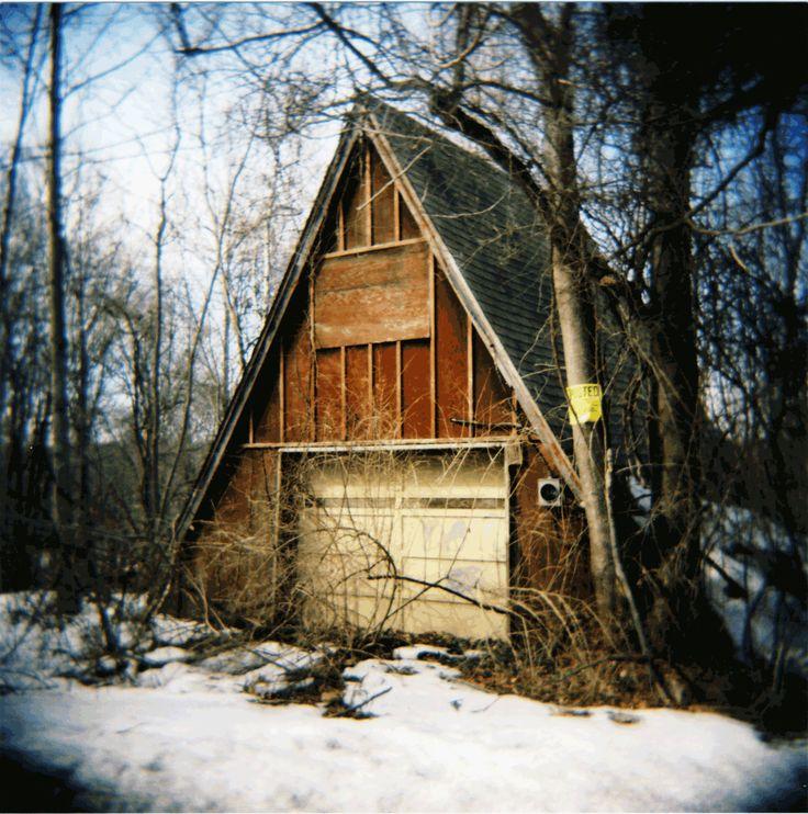 A frame garage shelter pinterest for A frame garage