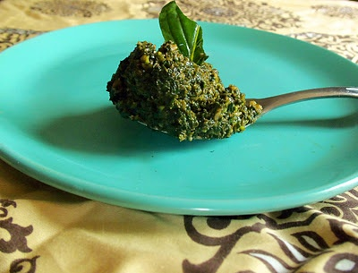 Cavin's Thai Basil Pesto | food! | Pinterest